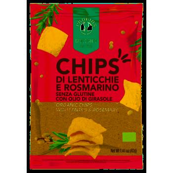 CHIPS LENTICCHIE E...