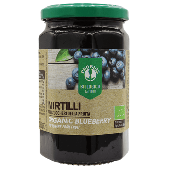 COMPOSTA DI MIRTILLO 330 GR